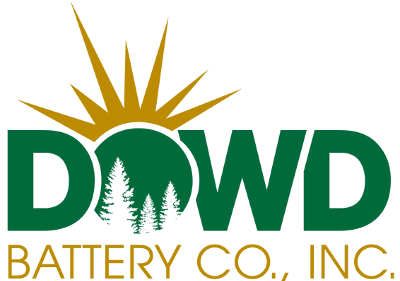 Dowd Battery Co. Inc. Logo